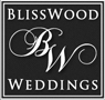 BlissWood Weddings